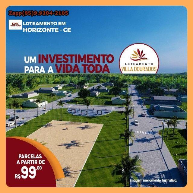 Villa Dourados Loteamento ( Invista agora)!#! - Foto 8