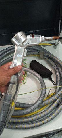 Máquina corte e solda a LASER entre outros equipamentos como dobradeira metaleira  - Foto 3