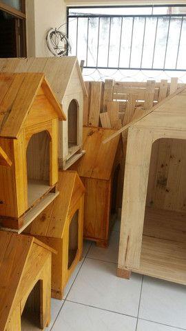 Vende se casinhas para cachorros - Foto 3