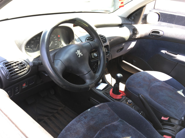 Peugeot 206 2001 completo - Foto 3