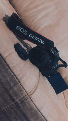 Câmera Canon T3i 18x55 - Foto 2