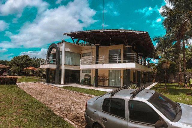 Vende-se Casa no Condomínio Parque Verde Com 5 Suítes