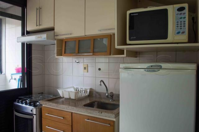Flat em Moema 1 Suíte 42m² no International Duplex. - Foto 3