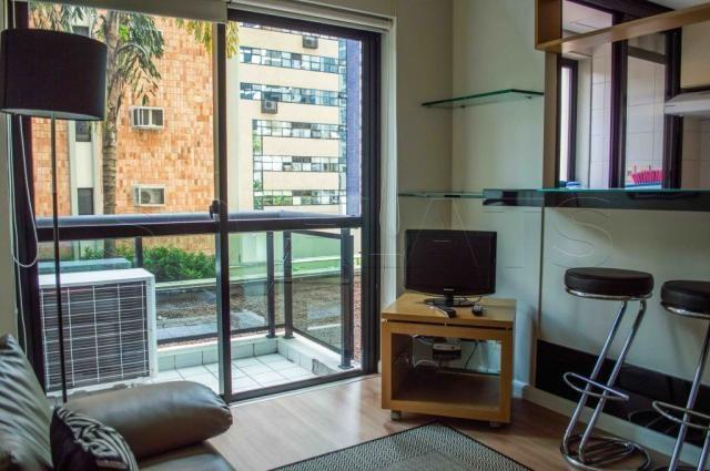 Flat em Moema 1 Suíte 42m² no International Duplex. - Foto 4