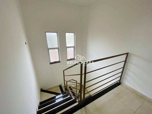 Casa com 3 dormitórios para alugar, 75 m² por R$ 900/mês - Vale Do Amanhecer - Igarapé/MG - Foto 13