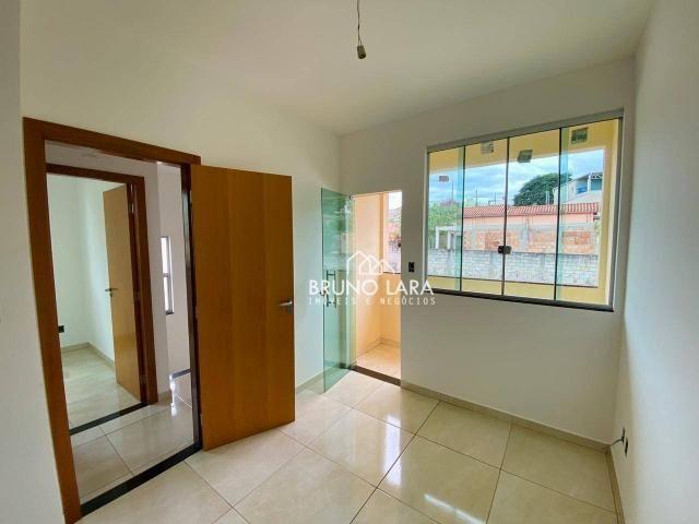 Casa com 3 dormitórios para alugar, 75 m² por R$ 900/mês - Vale Do Amanhecer - Igarapé/MG - Foto 11