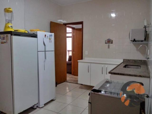 Apartamento com 3 quartos para alugar anual, 170 m² - Centro - Guarapari/ES - Foto 19