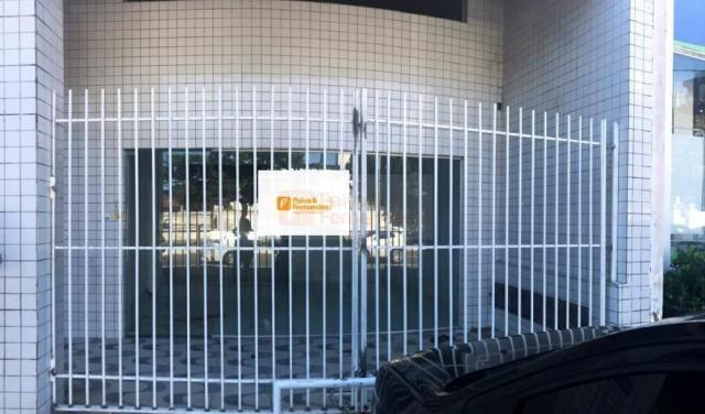 Loja comercial para alugar em Barro vermelho, Natal cod:LA-02