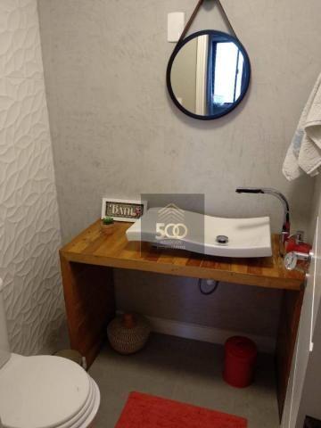 Apartamento com 3 dormitórios de 96m2 de área útil no bairro Coqueiros: - Foto 17