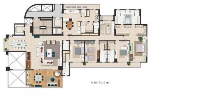 Apartamento à venda, 5 quartos, 4 suítes, 5 vagas, Joquei - Teresina/PI - Foto 19