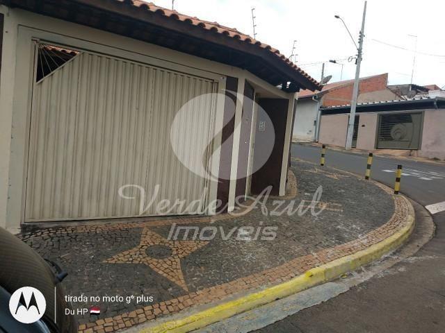 Casa à venda com 3 dormitórios em Jardim europa i, Santa bárbara d'oeste cod:CA007704 - Foto 11