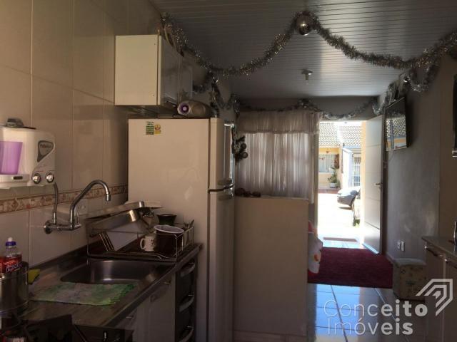 Casa de condomínio à venda com 2 dormitórios em Uvaranas, Ponta grossa cod:393049.001 - Foto 9