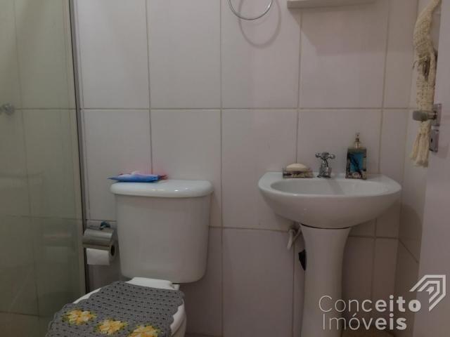 Casa de condomínio à venda com 2 dormitórios em Uvaranas, Ponta grossa cod:393049.001 - Foto 8