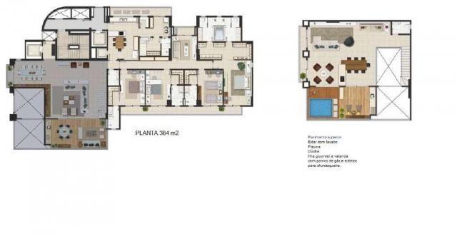 Apartamento à venda, 5 quartos, 4 suítes, 5 vagas, Joquei - Teresina/PI - Foto 18