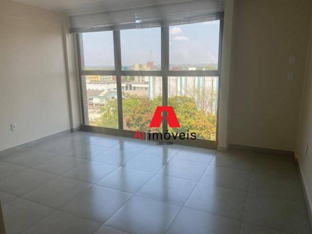Sala comercial para alugar, 31 m² por R$ 750/de aluguel por mês - Centro - Rio Branco/AC - Foto 4