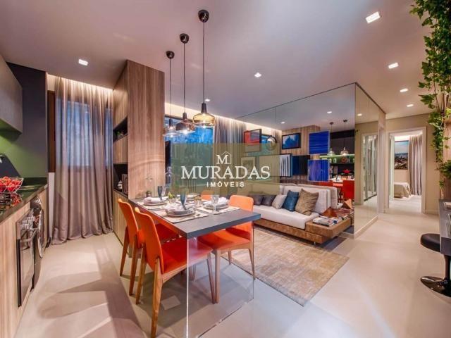 Apartamento a venda 2 quartos no Santa Efigênia - Foto 3