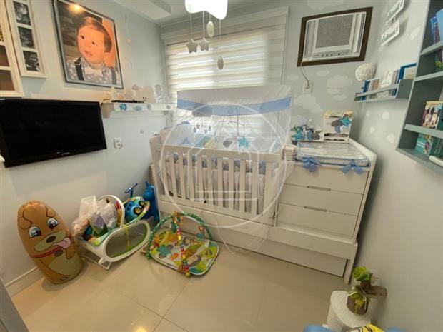 Apartamento à venda com 3 dormitórios em Rio comprido, Rio de janeiro cod:883681 - Foto 6