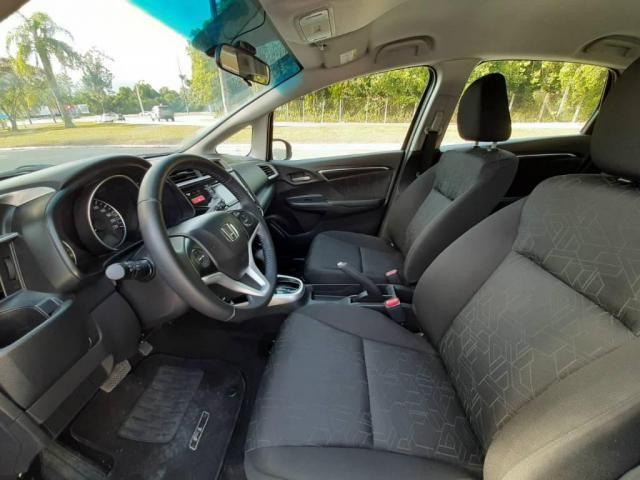 Honda New Fit EX 1.5 CVT - Foto 7