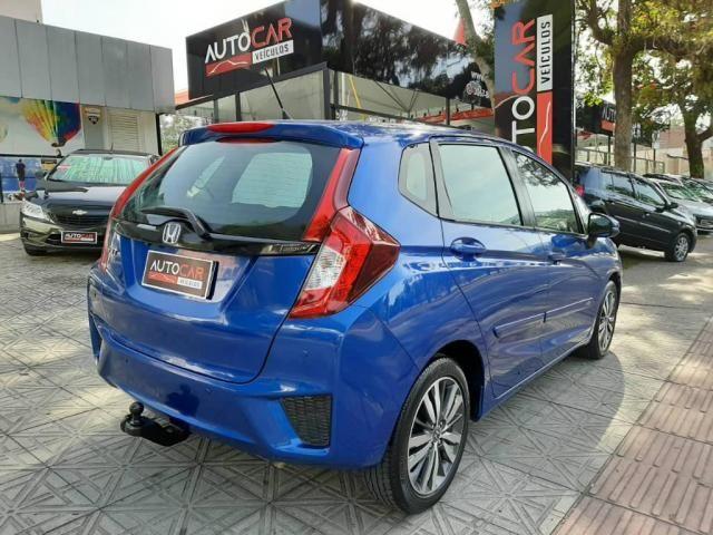 Honda New Fit EX 1.5 CVT - Foto 4