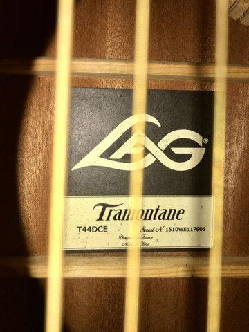 Violão Lag Tramontane ( Francês ) - Foto 3