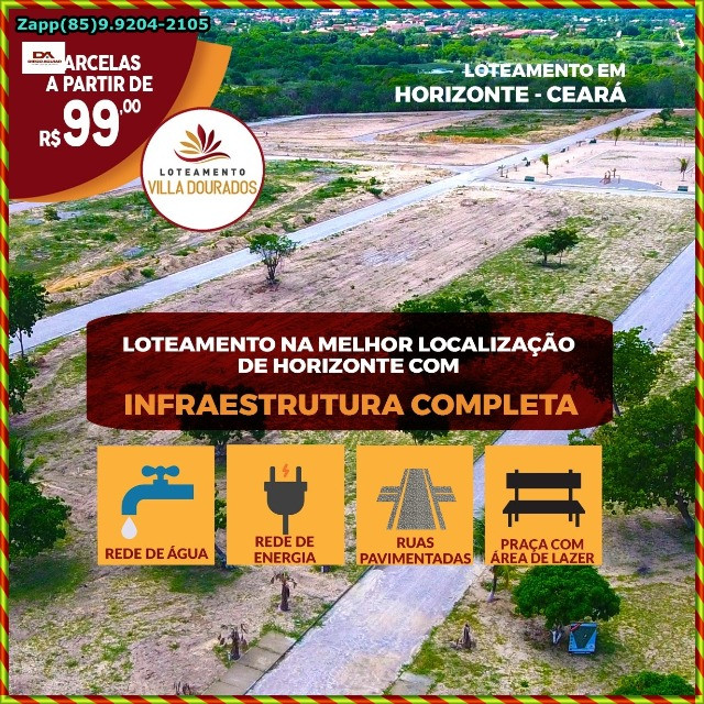 Loteamento Villa Dourados(Ligue já)!.! - Foto 19