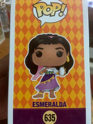 Funko Pop! Disney: Corcunda de Notre Dame: Esmeralda #635 - Foto 5