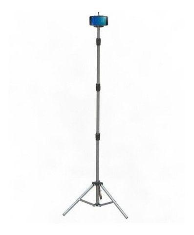 Tripé Universal Telescópico Para Celular 1,80 M - Foto 2