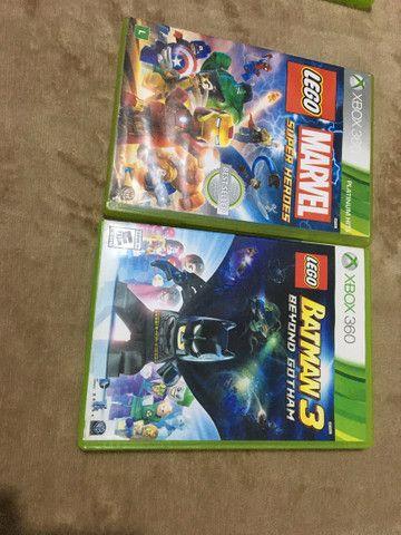 Jogos Xbox 360 originais quit 9 jogos eviamos pelo correio freet por conta do comprador  - Foto 5