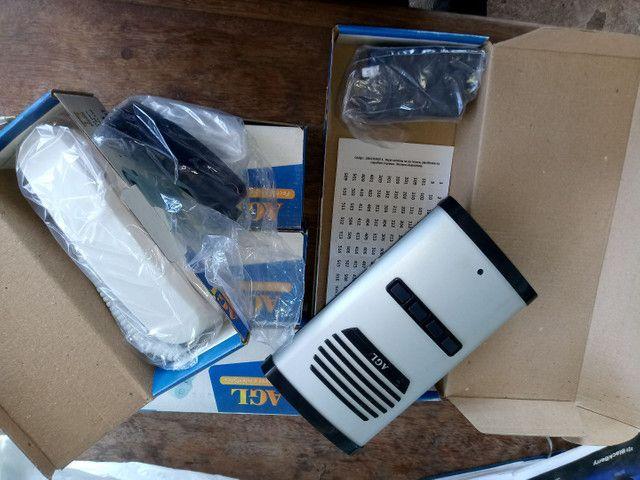 Porteiro eletrônico 4 pontos AGL com os monofones - Foto 3