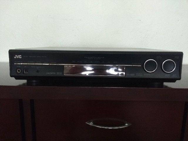 Receiver JVC (RX-D412B)