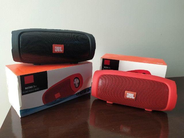 Caixa de Som Mini 3 JBL Bluetooth