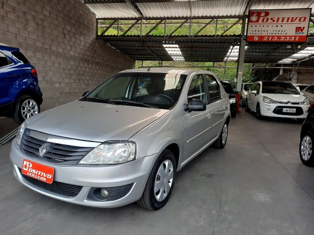 Renault/Logan 1.6 Expression 2011 Completo!!!!!!!