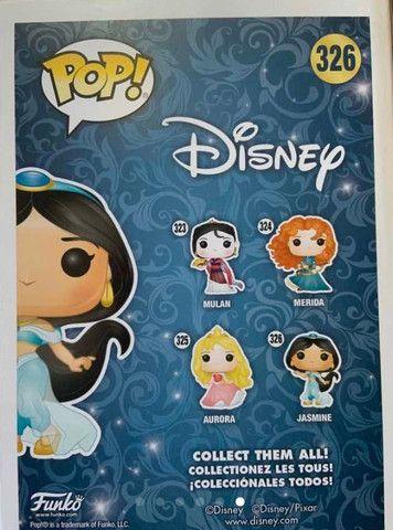 Funko Pop! Disney Aladdin: Jasmine #326 - Foto 5