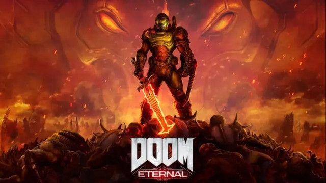 Jogo Doom Eternal Ps4 Mídia Física - Foto 2