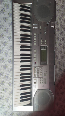 Teclado Musical Casio CTK 800 - Foto 2