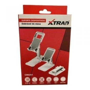 Suporte celular mesa CH0251 Xtrad. - Foto 2