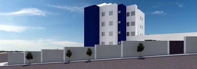 Apartamento à venda com 2 dormitórios em Caiçara, Belo horizonte cod:6237 - Foto 8