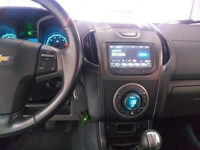 Chevrolet S10 Ltz Top   + Gnv troco e financio aceito carro ou moto maior ou menor valor - Foto 12