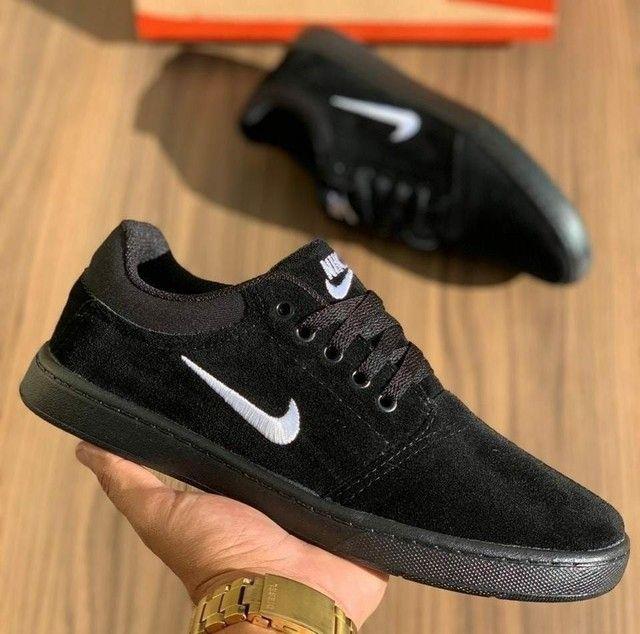 Vendo tênis nike air e sapatênis Nike ( 120 com entrega) - Foto 6