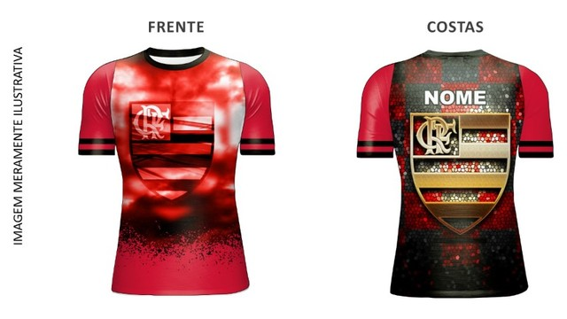 Camisas de time personalizadas  - Foto 3