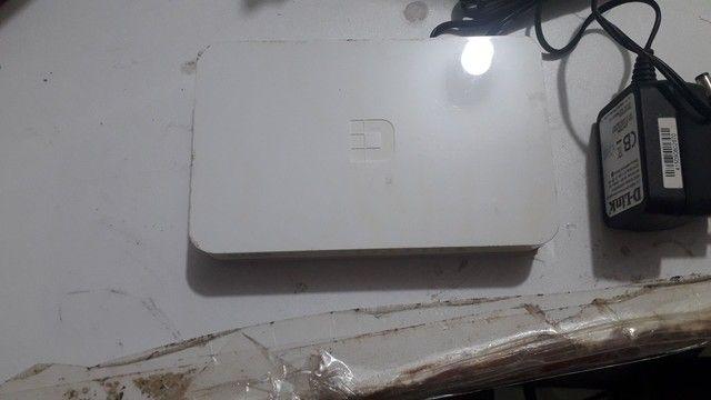 Switch de 8 portas 10/100Mbps