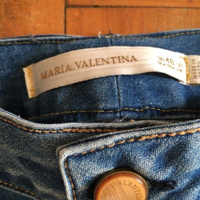Calça jeans azul - Foto 3