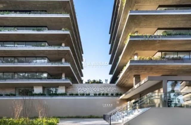 Apartamento à venda com 4 dormitórios em Cabral, Curitiba cod:AP0100 - Foto 4