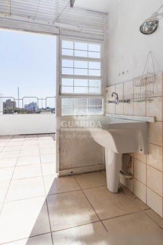 Cobertura para aluguel, 3 quartos, 1 suíte, 1 vaga, MENINO DEUS - Porto Alegre/RS - Foto 18