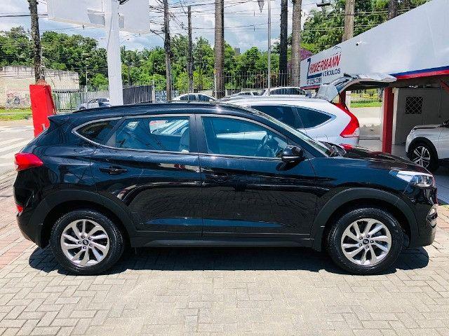 Hyundai Tucson Gls 1.6 turbo 2018 único dono - Foto 11