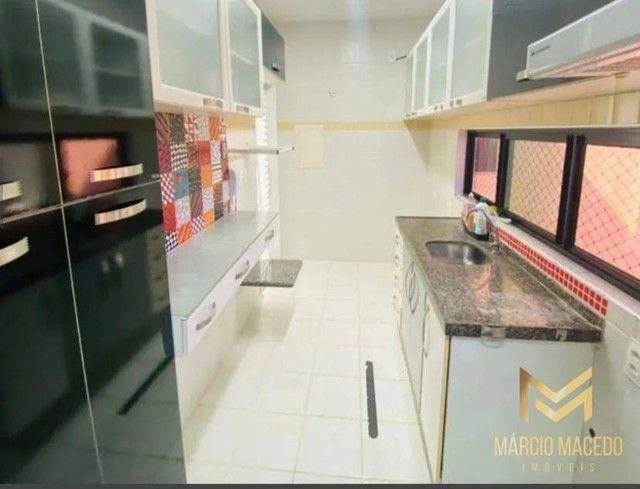 Aptº com 3 suítes à venda, 95 m² por R$ 345.000 - Sapiranga - Fortaleza/CE - Foto 9