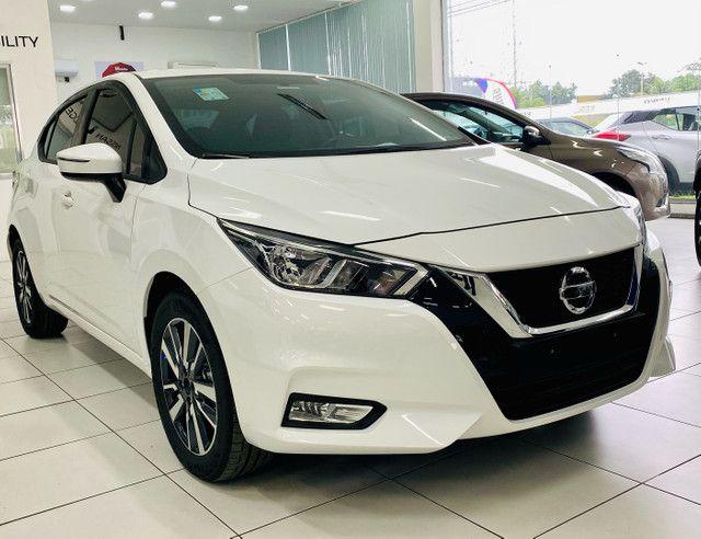 Novo Nissan Versa Advance CVT 2021 0km - Foto 2
