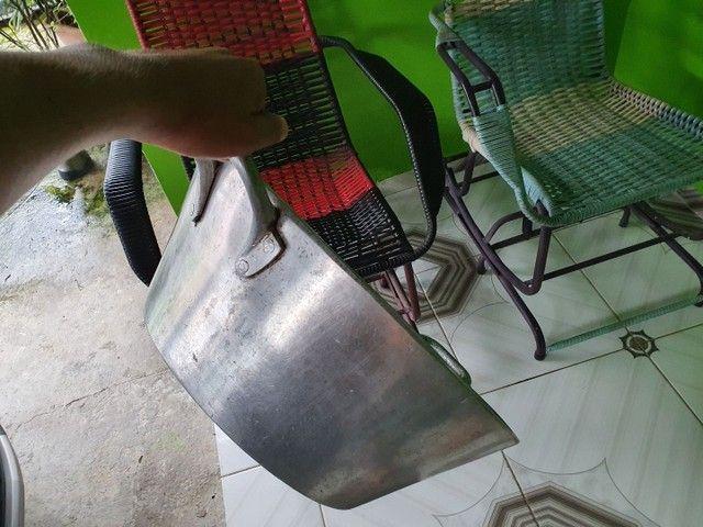 Panela de alumínio macisso tipo tacho 17litros - Foto 2