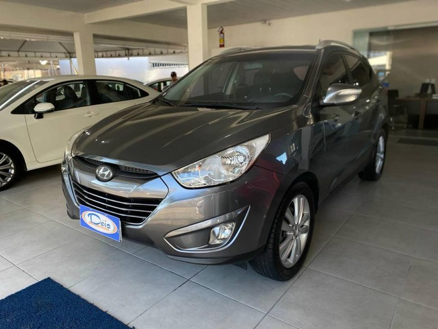 Hyundai ix35 GLS 2.0 16V 2WD Flex Aut. - Foto 4