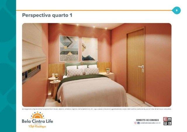 Construção escudo, bela cintra life- 2 quartos, 44m² - Foto 2